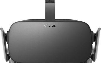 Oculus Rift HD virtuální brýle
