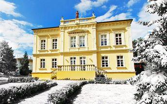 5 denní zimní pobyt s relaxem, zimními radovánky v Lužických horách.