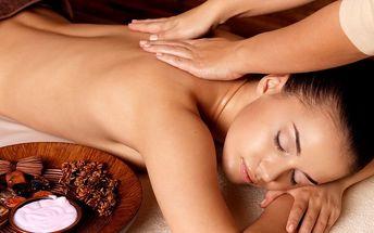 Slastná relaxace: 60 minut klasické masáže