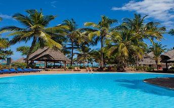 Zanzibar - Kiwengwa na 12 dní, all inclusive nebo light all inclusive s dopravou letecky z Prahy