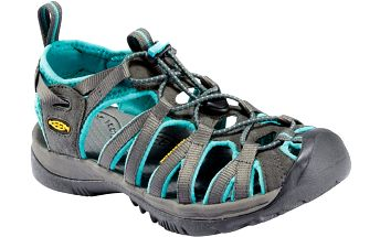 KEEN Dámské sandály Whisper Dark Shadow/Ceramic 38