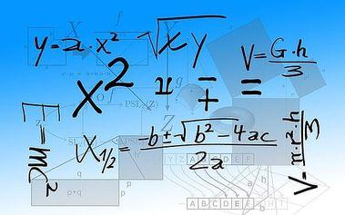 Přípravný kurz na SŠ - Matematika
