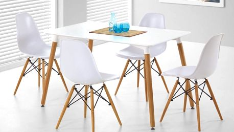 Jídelní stůl SOCRATES Halmar 80/80/74 cm