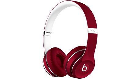 Beats Solo2, Luxe Edition, červená - ML9G2ZM/A