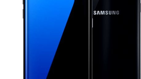 Samsung Galaxy S7 Edge - 32GB, černá - SM-G935FZKAETL + Zdarma GSM reproduktor Accent Funky Sound, modrá (v ceně 299,-)