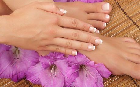 Luxusní péče o nehty: Spa manikúra a spa pedikúra