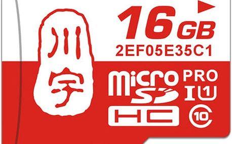 Micro SD karta - 16 GB