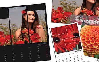 Kalendáře 2017 z vašich vlastních fotografií