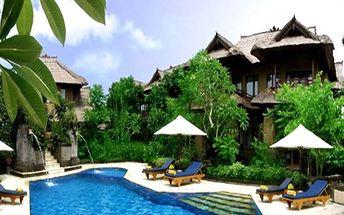 Bali - Sanur na 9 až 11 dní, polopenze nebo snídaně s dopravou letecky z Prahy