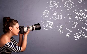 Individuální kurz fotografování pro začátečníky