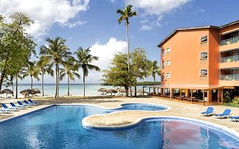 Dominikánská republika - Boca Chica na 12 dní, all inclusive s dopravou letecky z Prahy