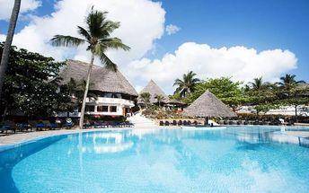 Zanzibar - Pingwe na 9 dní, polopenze s dopravou letecky z Prahy