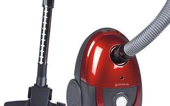 Vysavač podlahový Guzzanti GZ 309 červený