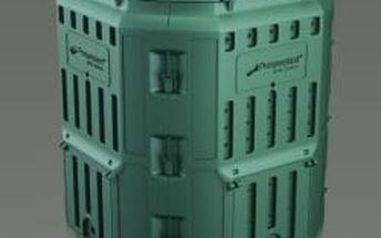 COMPOTHERMO Kompostér 340 L zelený