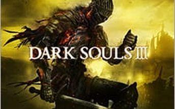 Obohaťte svůj XBox One oblíbenou akční hrou Dark Souls 3 za příznivou cenu! Nesmí chybět ve vaší sbírce!