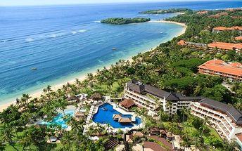Bali - Nusa Dua Beach na 8 až 11 dní, snídaně s dopravou letecky z Prahy