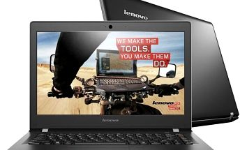 Lenovo E31-80, černá - 80MX00HMCK