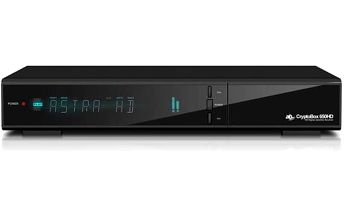 AB Cryptobox 650HD černý