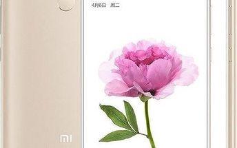 Mobilní telefon Xiaomi Mi Max 16 GB (472421) zlatý Software F-Secure SAFE 6 měsíců pro 3 zařízení (zdarma) + Doprava zdarma