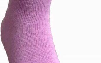 Bezprstové ponožky na jógu - 9 barev