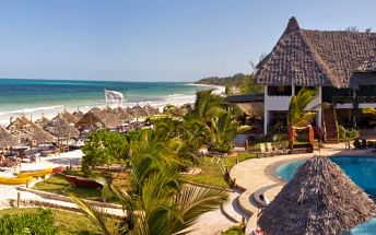 Zanzibar - na 12 dní, light all inclusive s dopravou letecky z Prahy