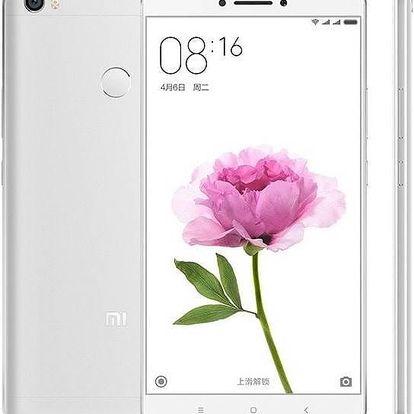 Mobilní telefon Xiaomi Mi Max 64 GB (472426) stříbrný Software F-Secure SAFE 6 měsíců pro 3 zařízení (zdarma) + Doprava zdarma