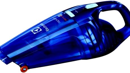Akumulátorový vysavač Electrolux Rapido ZB5104WDB modrý
