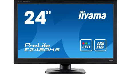 """iiyama ProLite E2480HS - LED monitor 24"""" - E2480HS-B2"""
