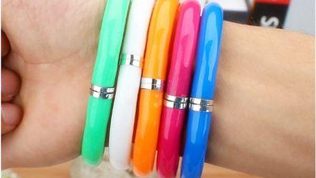 Kuličkové pero v podobě náramku - 10 kusů