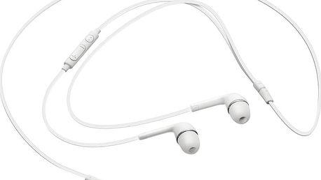 Samsung sluchátka EO-HS3303WEG pro Galaxy S4, bílá - EO-HS3303WEGWW
