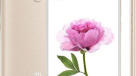 Mobilní telefon Xiaomi Mi Max 64 GB (472425) zlatý Software F-Secure SAFE 6 měsíců pro 3 zařízení (zdarma) + Doprava zdarma