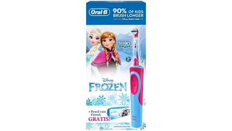 Zubní kartáček Oral-B Vitality Frozen + penál