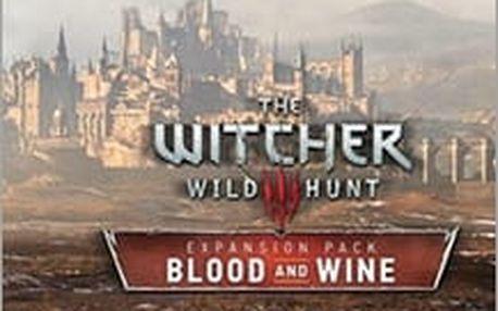 Limitovaná edice datadisku Zaklínač 3 pro Vaše PlayStation 4 za super cenu 439 Kč! Užijte si zábavy s touto hrou!