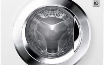 Automatická pračka se sušičkou LG F84G6TDM2N bílá