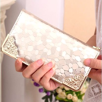 Dámská peněženka v luxusním designu - 3 barvy