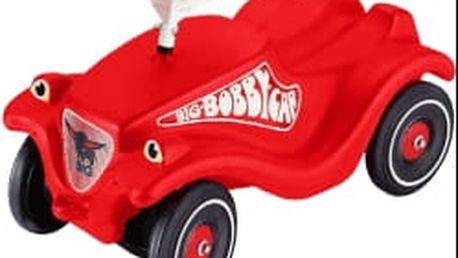 BIG Auto Odrážedlo BIG BOBBY CAR CLAS červené