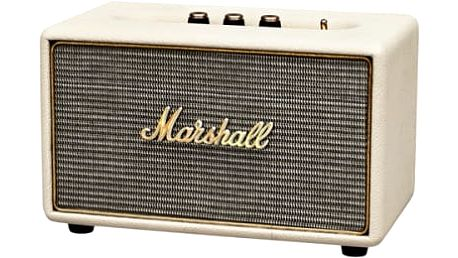 Přenosný reproduktor Marshall Acton Bluetooth krémový