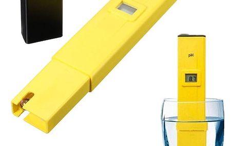 Digitální pH tester - dodání do 2 dnů