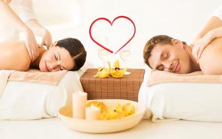 50min. čokoládová masáž s možností parafínového zábalu na ruce - skvělý tip na Valentýna