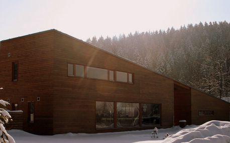 Beskydy - Horní Bečva, 3-4 dny pro dva v apartmánu: sauna, vstup do muzea/půjčení koloběžek