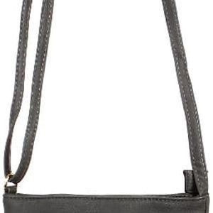 Malá kabelka přes rameno šedá