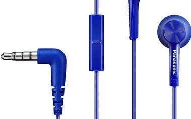 Panasonic RP-TCM105E, modrá - RP-TCM105E-A