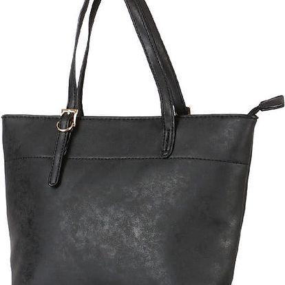 Malá elegantní kabelka do ruky černá