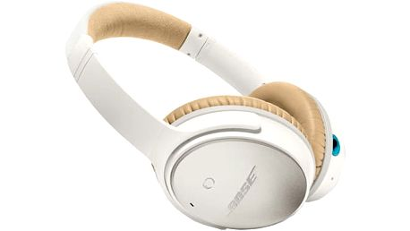 Bose QuietComfort 25 Galaxy, bílá - B 715053-0120
