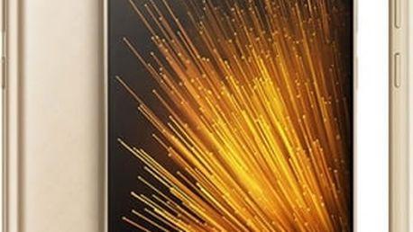 Mobilní telefon Xiaomi Mi5 32 GB (472428) zlatý