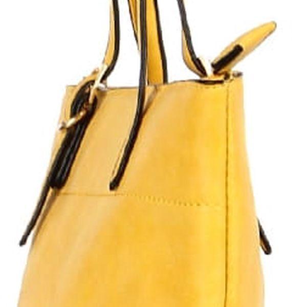 Dámská mini kabelka do ruky černá3
