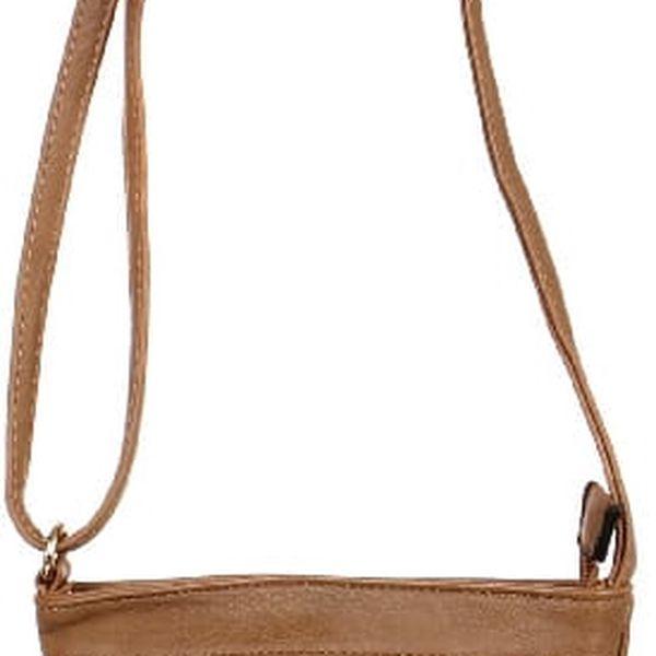 Malá kabelka přes rameno khaki