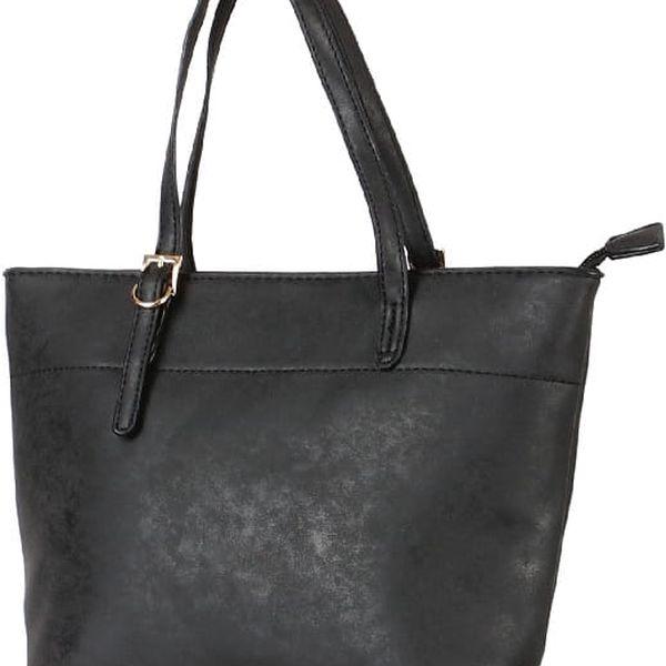 Dámská mini kabelka do ruky černá