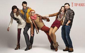 """6dílný online kurz """"Moc ti to sluší"""" s odborníky na módu s možností přímé komunikace"""