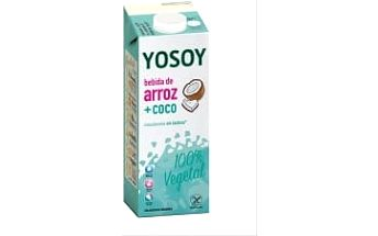 Yosoy Rýžový nápoj kokos 1000ml